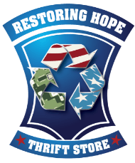 Restoring Hope Thrift Store Footer Logo
